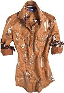 Women's Alissa B7052-705 Long Sleeve Blouse