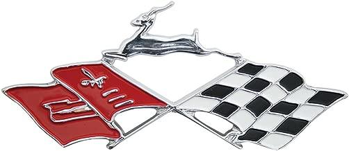 KNS Accessories KC4525 Chevrolet 1961 Impala Die Cast Rear Quarter Panel Emblem