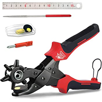 Advanced Draper 63637 Expert Revolving Punch Plier 2.0-4.5mm