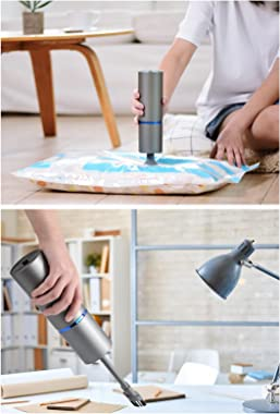 Gaeirt Car Vacuum Cleaner, Lightweight and Portable Handheld Dust Cleaner for Office for Home Use for Car