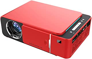 Projector1080P 4000 S LED Portable Multimedia Home Theater Video Projector Support Home Theater Movie Game Tv Laptop