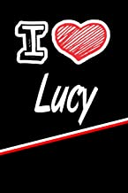 I Love Lucy: Blank Recipe Cookbook 120 pages 6