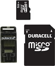 duracell 8gb sd card