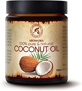 Coconut Oil 100ml – Cocos Nucifera – Indonesia – Cold Pressed –..