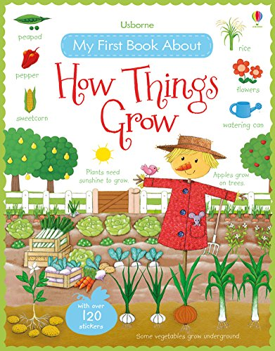 My First Book About How Things Grow (My First Books): 1