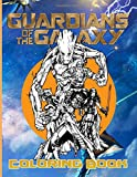 Guardians Of The Galaxy Coloring Book: Guardians Of The Galaxy Awesome Coloring Books For Adults, Boys, Girls Perfect Gift Birthday Or Holidays