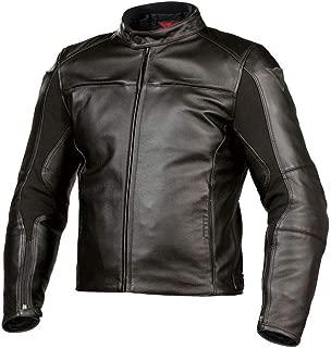 Dainese Men'S Razon Perf. Leather Jacket Black 54
