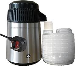 Alambique destilador inteligente de aceites esenciales, agua, alcohol