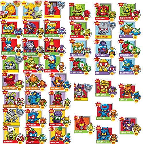 No Repetir Super Personajes Pegatinas Para Bebé Niños Jugando Juguete De Dibujos Animados Superzings Para Decoración De Fiesta 44 Piezas