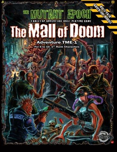The Mall of Doom: Adventure TME-1