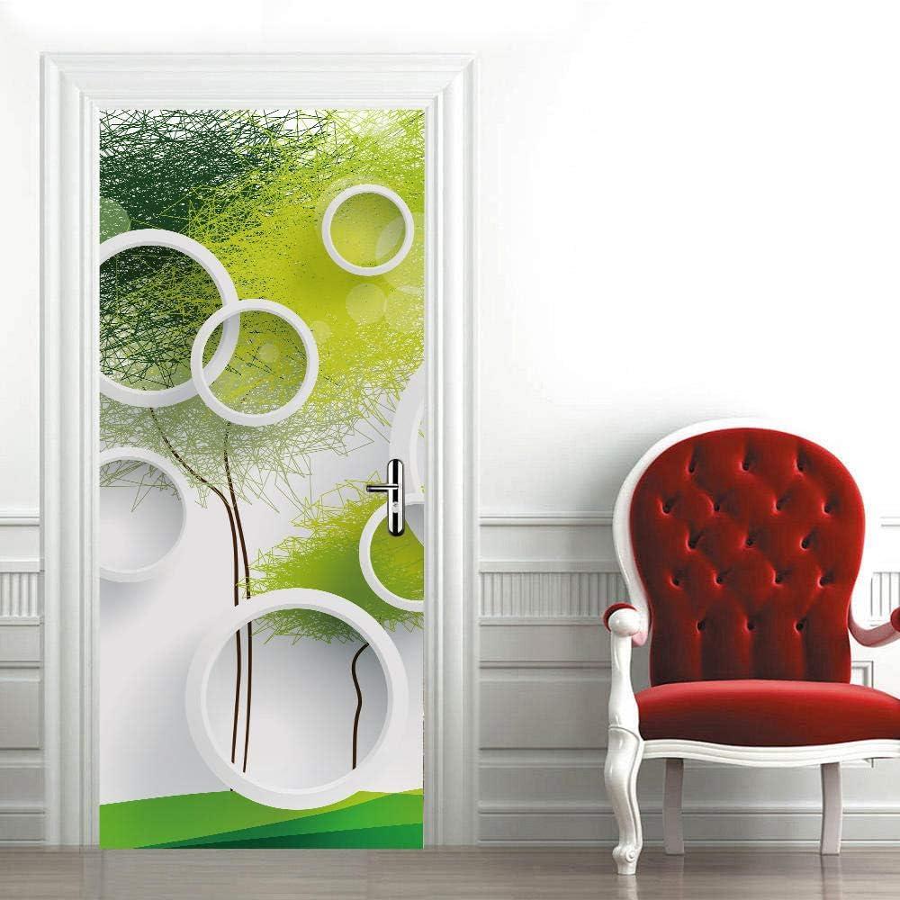 DIY Door outlet Wall Stickers Murals Ch 34.6