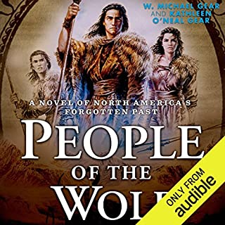 People of the Wolf cover art