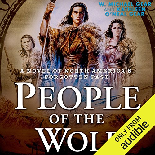 People of the Wolf audiobook cover art