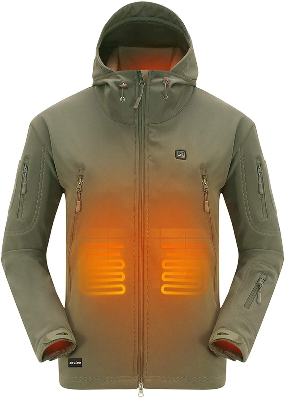 veste chauffante decathlon-2021