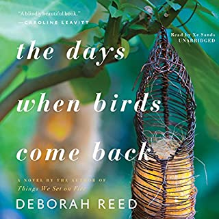 The Days When Birds Come Back audiobook cover art