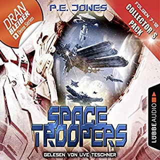 Space Troopers - Collector's Pack Titelbild