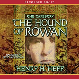 The Hound of Rowan cover art