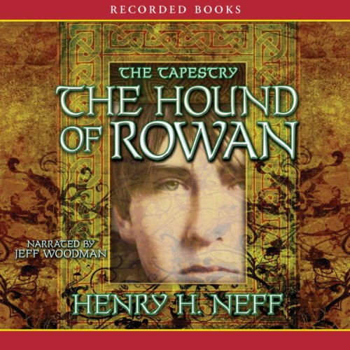 The Hound of Rowan audiobook cover art