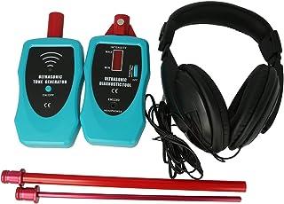 Romacci Kit detector de vazamento de ferramenta de diagnóstico ultrassônico EM2280