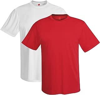 Men's Short Sleeve Cool Dri T-Shirt UPF 50+ (Pack of 2)