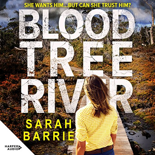 Bloodtree River audiobook cover art