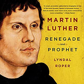 Martin Luther cover art