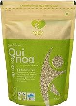 NourishYou Organic Indian White Quinoa, 500 gm Pack