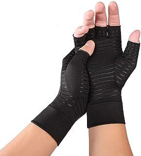 JADE KIT Copper Infused Arthrose Handschuhe, Arthritis Kompressions-Handschuhe zur..