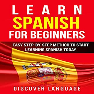 Learn Spanish for Beginners cover art
