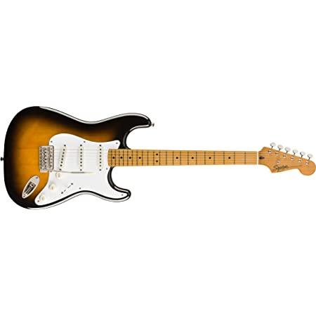 Squier Classic Vibe 50's Stratocaster - Maple Fingerboard - 2-Color Sunburst