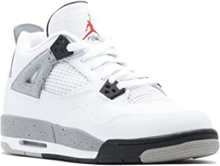 outlet store 2862b 63be5 nike air jordan 4 retro OG BG hi top trainers 836016 sneakers shoes (6Y ,