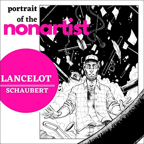 Portrait of the Nonartist audiobook cover art