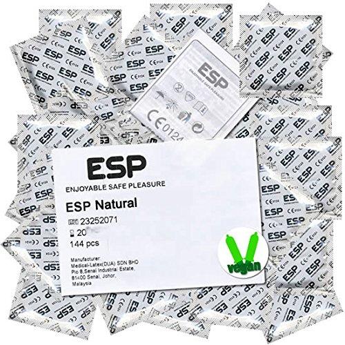 ESP Natural - 144 Kondome