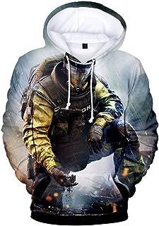 Best rainbow six siege 3d hoodies Reviews