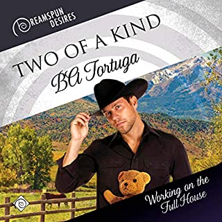 Two of a Kind audiobook cover art