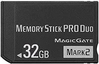 Sponsored Ad - MS 32GB Memory Stick Pro Duo MARK2 for PSP 1000 2000 3000 Accessories/Camera Memory Card photo