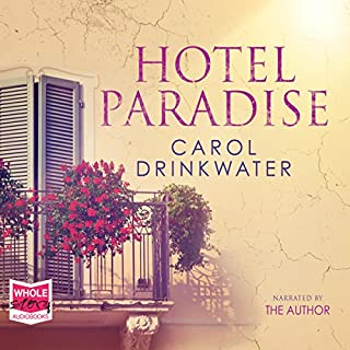 Hotel Paradise audiobook cover art