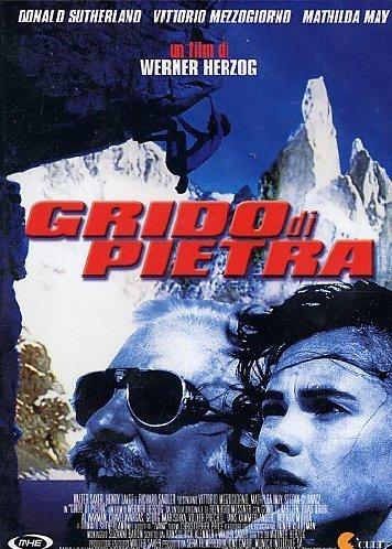 Scream of Stone (1991) ( Cerro Torre: Schrei aus Stein ) ( Cerro Torre, le cri de la roche (La conqu??te de la peur) ) [ NON-USA FORMAT, PAL, Reg.2 Import - Italy ] by Mathilda May