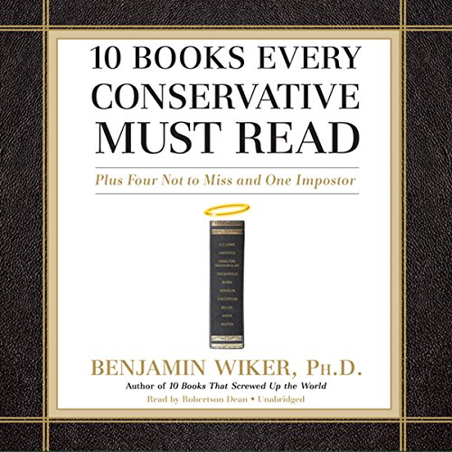 10 Books Every Conservative Must Read  Audiolibri