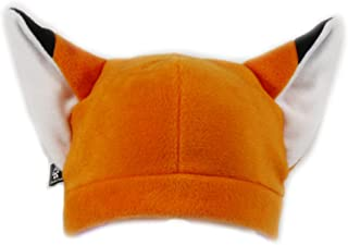 fox hat with ears