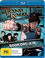 The Legend of Korra - Book 1 - Air Blu-ray