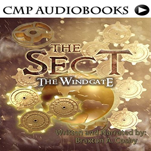 The Sect: The Windgate audiobook cover art