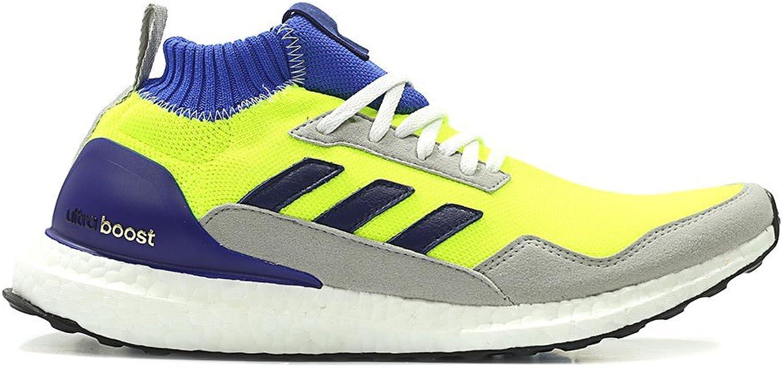 Adidas Män Ultraboost Mid Prödo (gul  Solar Solar Solar gul  hi -res blå  vit)  förstklassiga kvalitet först