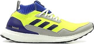 e574c0da532cb adidas Men Ultraboost Mid Proto (Yellow Solar Yellow hi-res Blue