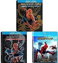 Spider-Man (2002) / Spider-Man 2 (2004) / Spider-Man 3 (2007) (4 Discs) Limited Edition Giftset + Amazing Spider-Man / The...