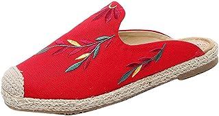 Damesschoenen, outdoorschoenen, stoffen schoenen, slip-on schoenen, vrouwen, canvas, vrijetijdsschoenen, platte schoenen, ...