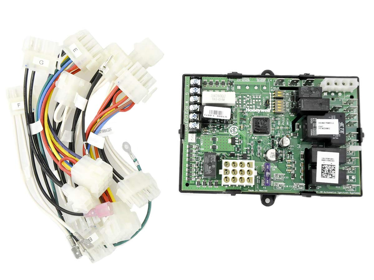 Replacement for Nordyne Furnace Sales results No. 1 New sales Fan Circuit Control Board 624631