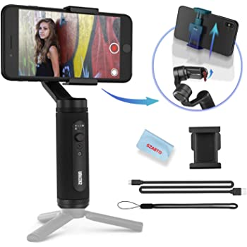 Zhiyun Smooth Q2 3-Axis Handheld Gimbal Pocket Stabilizer for ...