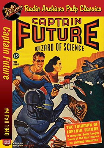 Captain Future #4 The Triumph of Captain (English Edition)