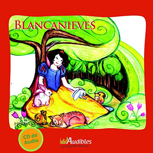 Blancanieves [Snow White] audiobook cover art